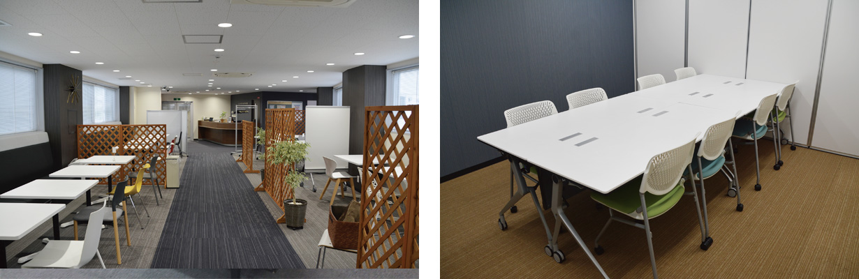 バーリントンブライダル奈良サテライトオフィス35(貸会議室)