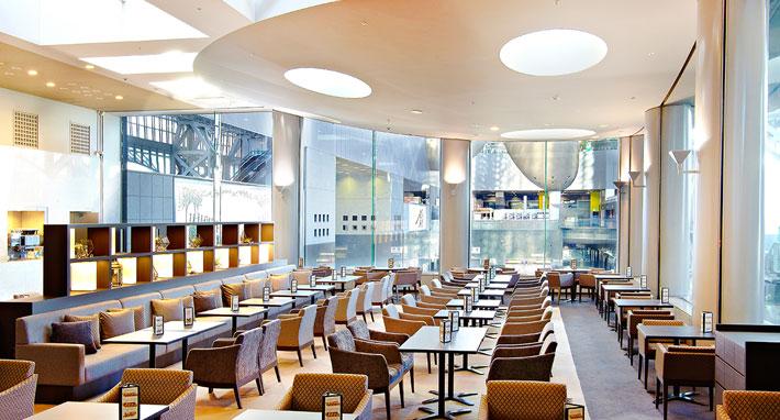 結婚相談所でのお見合い場所例:【京都】ホテルグランヴィア京都 2階 「ロビーラウンジ グランジュール」