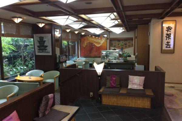 結婚相談所でのお見合い場所例:【奈良】春日ホテル 1階「ロビーラウンジ」